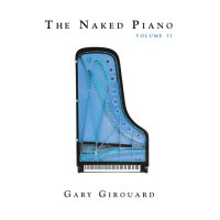 The Naked Piano Volume II Album Cover - 200 X 200