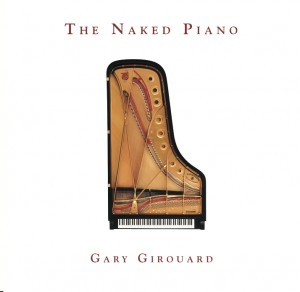 The Naked Piano Album Cover - 200 X 200