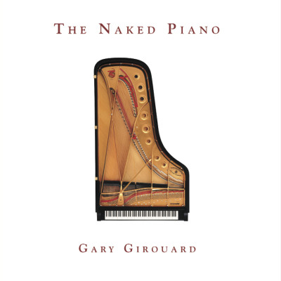 Naked Piano BOX SET (All Six Naked Piano Albums – Physical CDs)