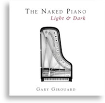 "CD REVIEW: Kathy Parsons of ""Mainly Piano"" reviews The Naked Piano Light & Dark"