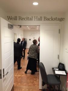 Carnegie backstage 2