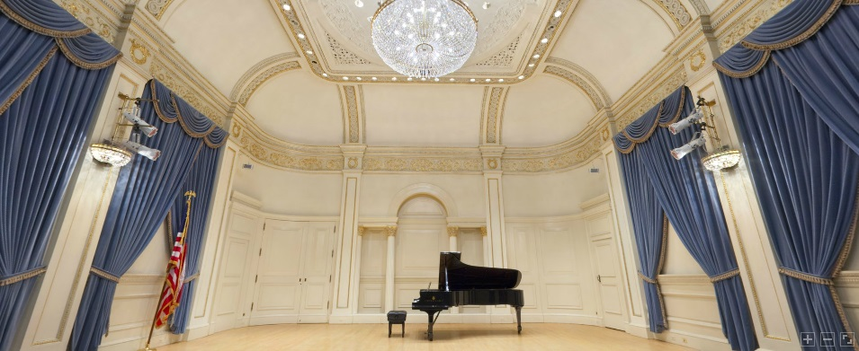 Backstage at Carnegie Hall – what it's REALLY like!